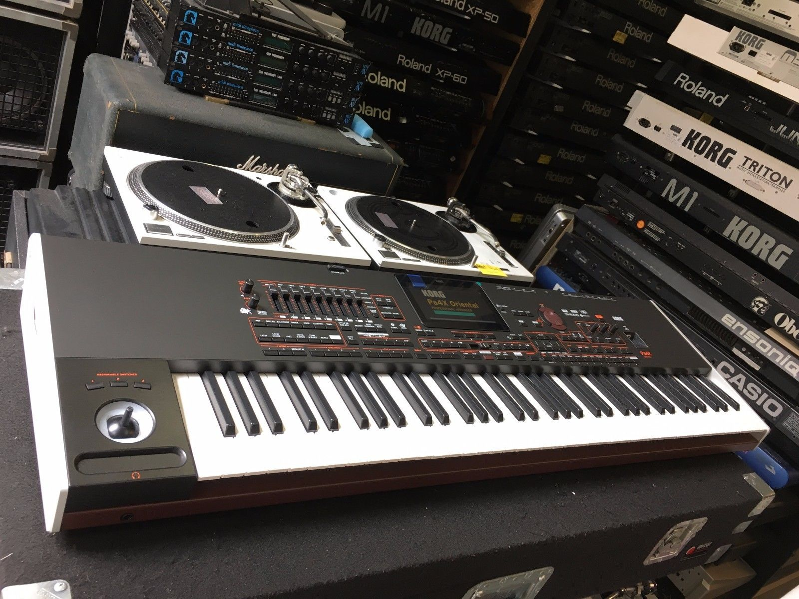 Korg Pa4X 76 key brand new