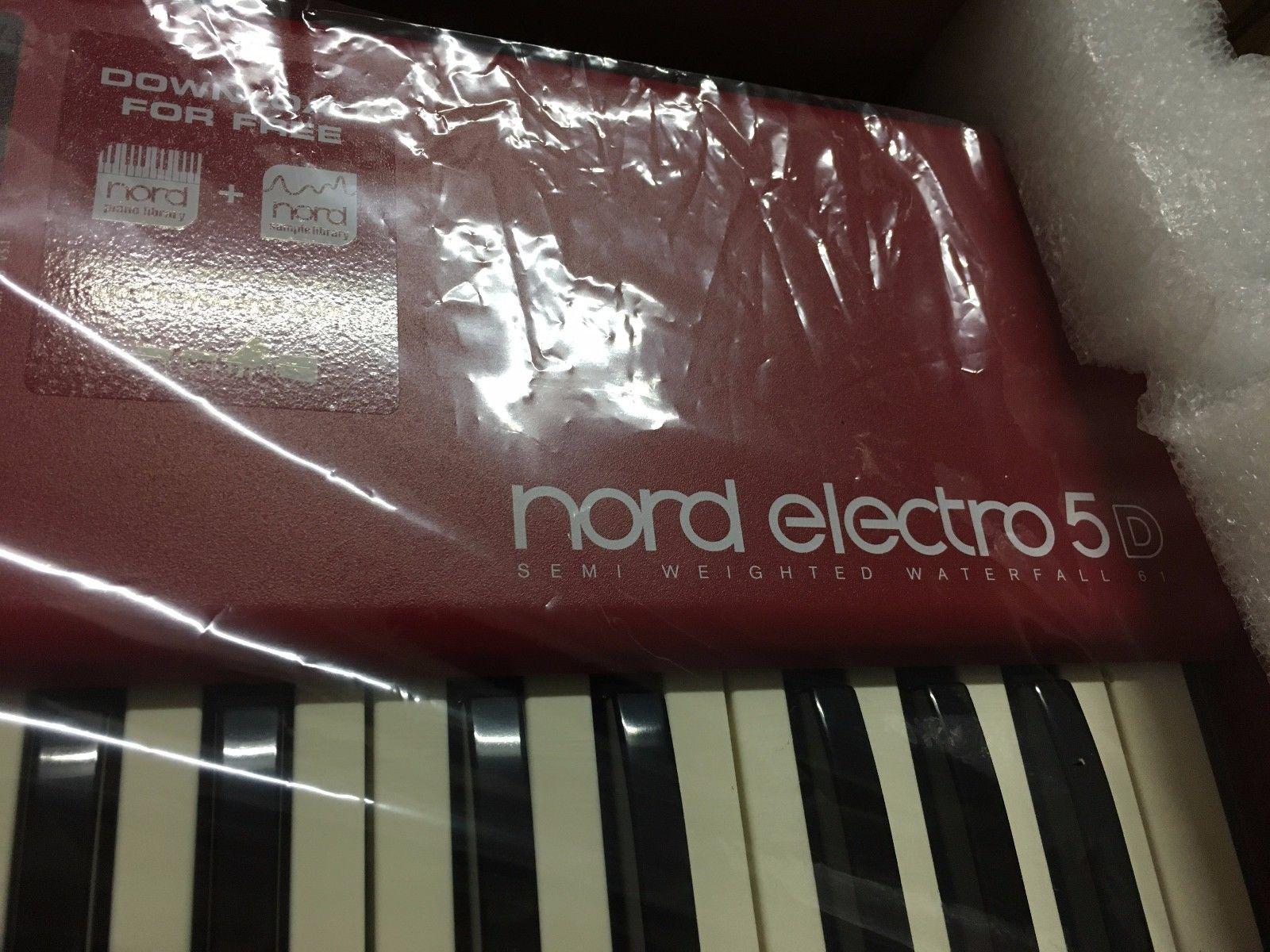 Nord Keyboard brand new