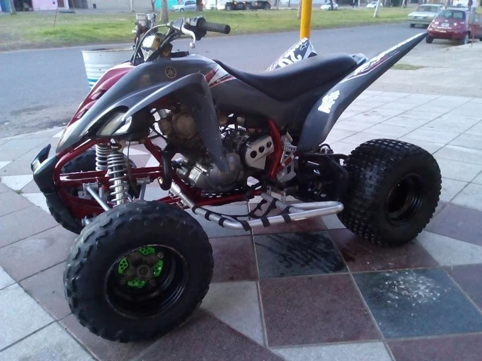 CUATRI Raptor 350 2008