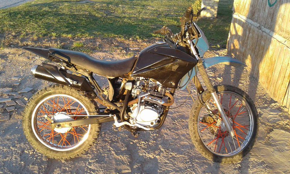 MOTO SKUA 150cc