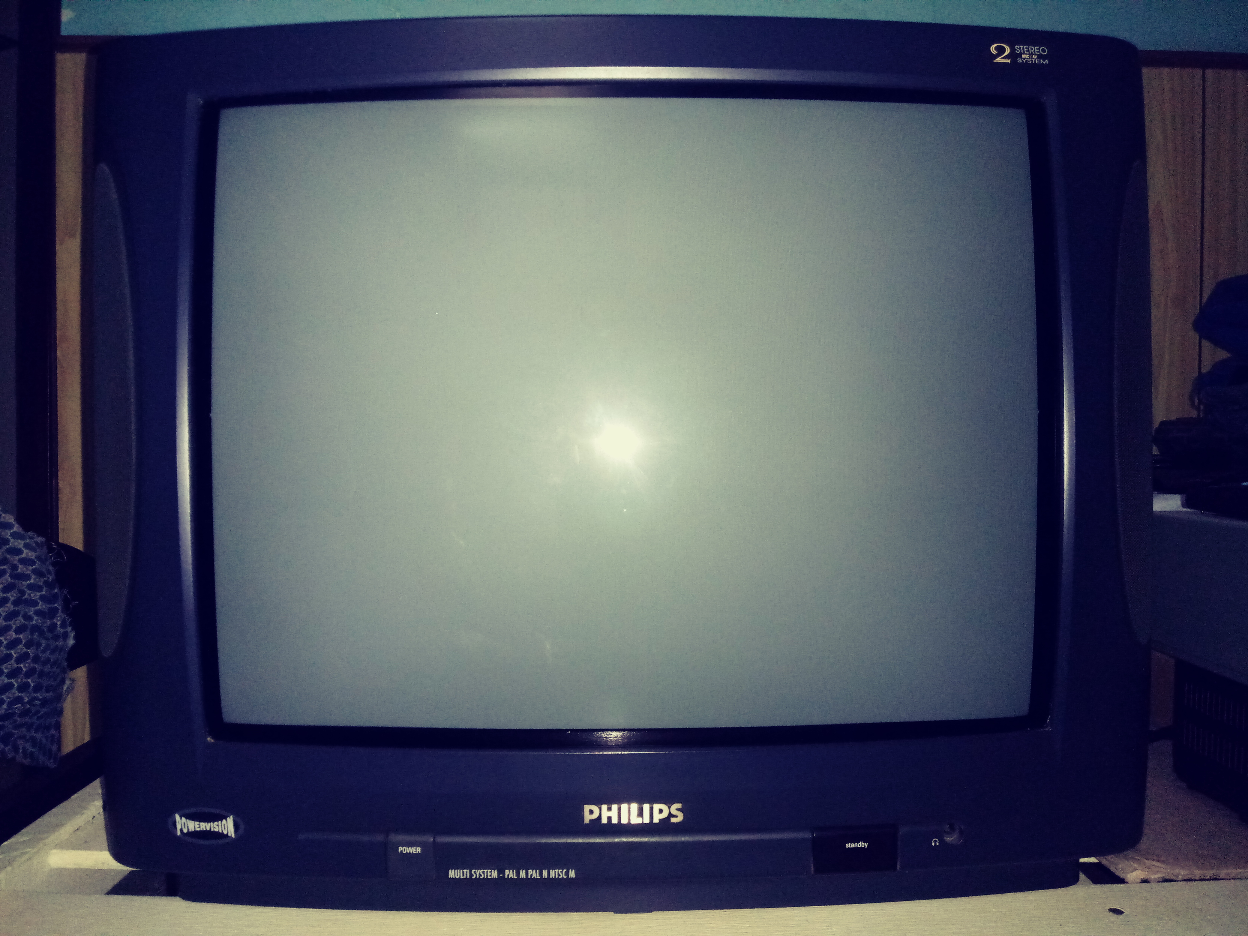 TV Phillips PowerVision 21'