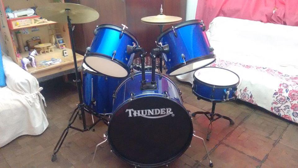 Batería Thunder