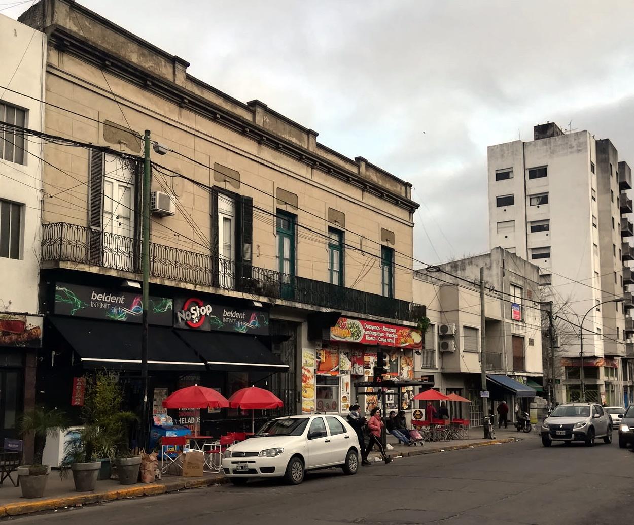 Departamento  La Plata.