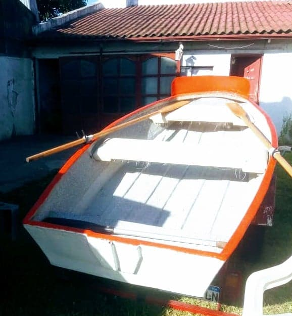 Bote Lagunero