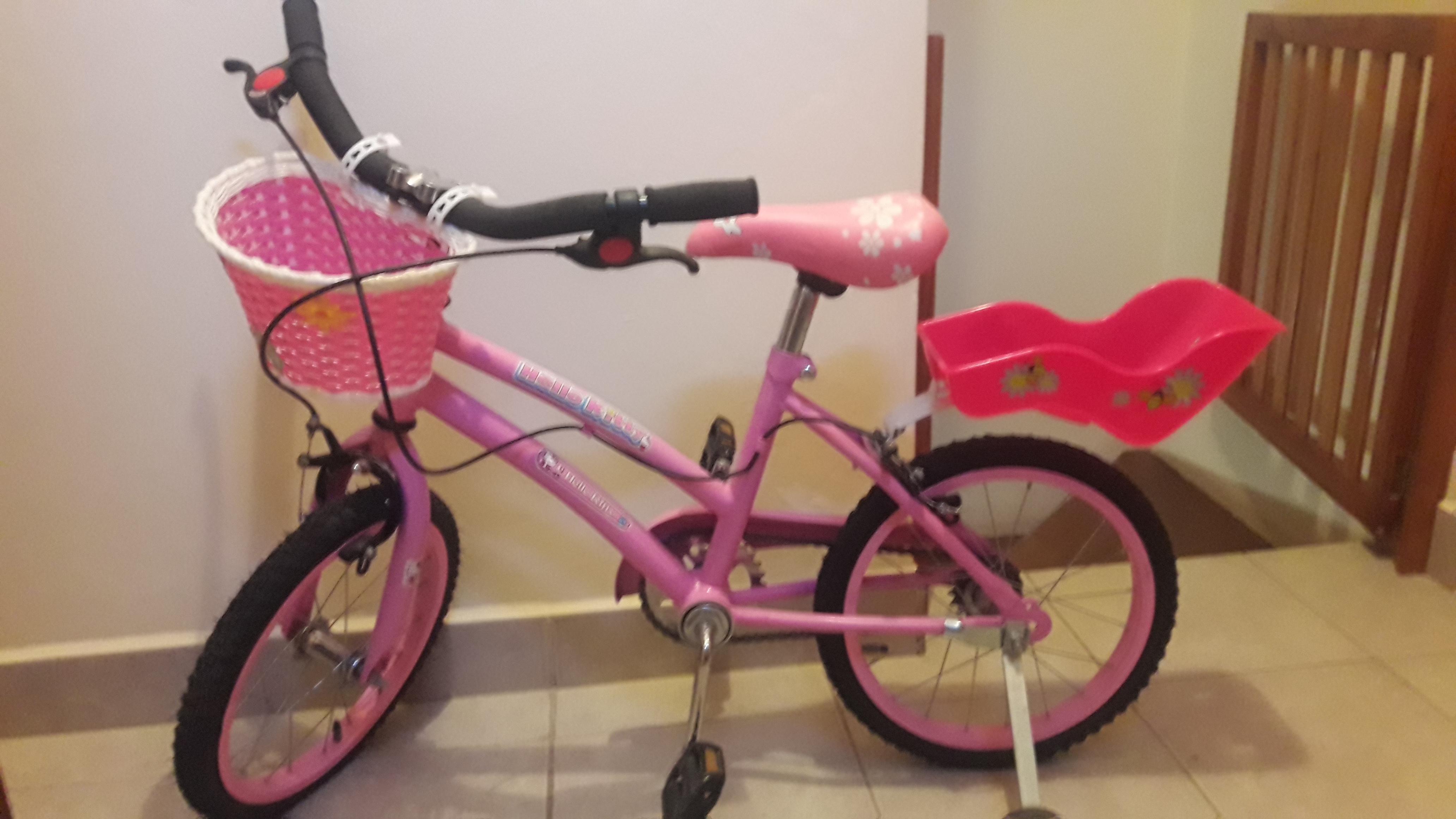 Vendo bicicleta  rodado 14