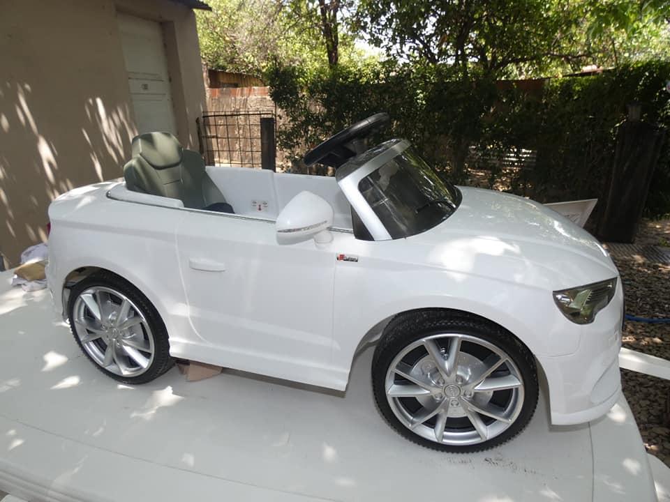 Audi a3 a bateria