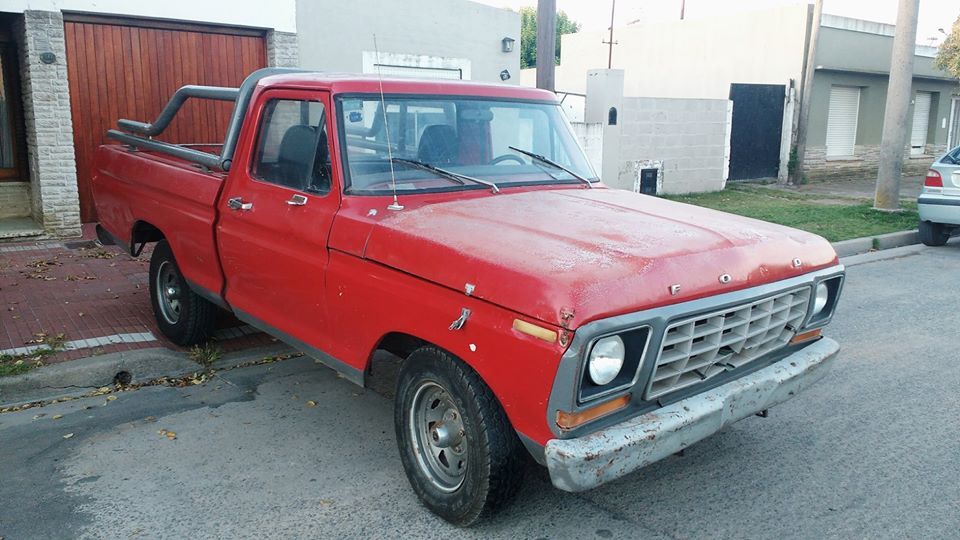 FORD F100 79