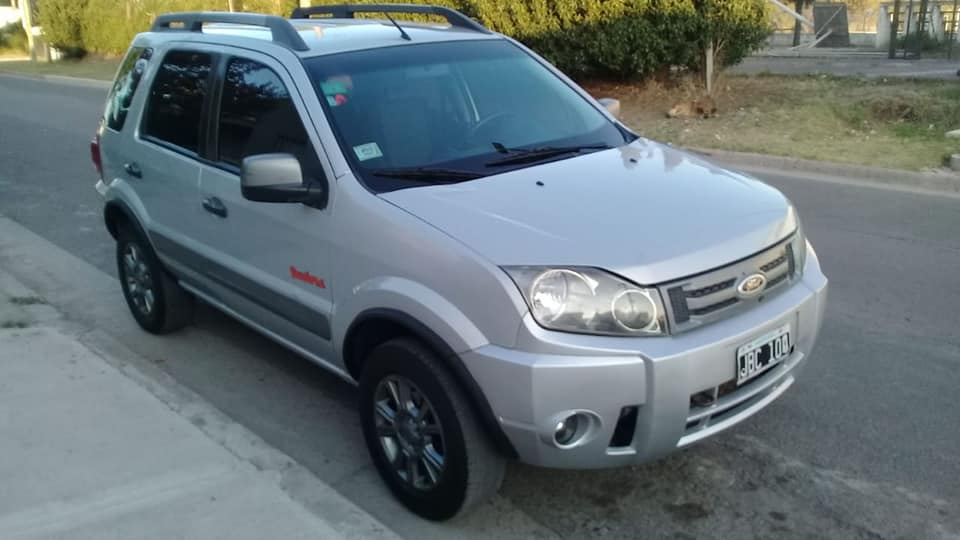 Ford Ecosport FreeStyle 2010