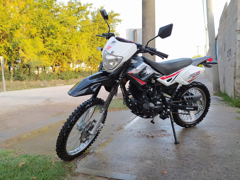 MOTOMEL SKUA 125