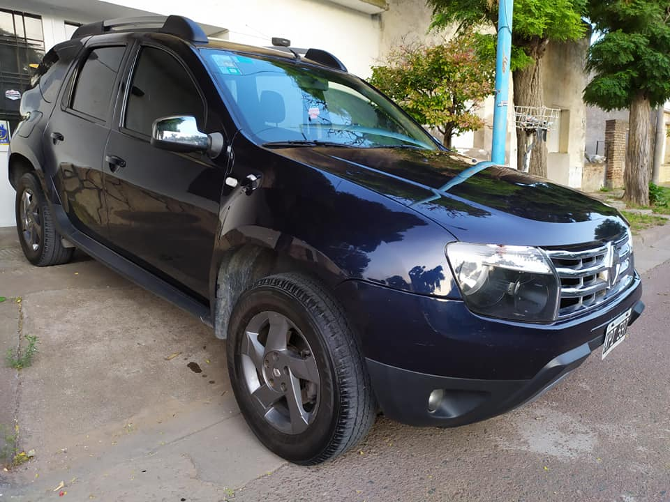 Duster 4x4 2012