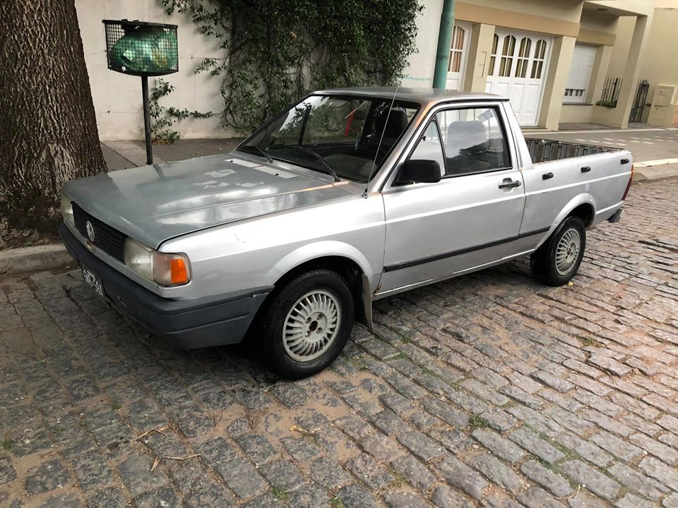 VW Saveiro 1993