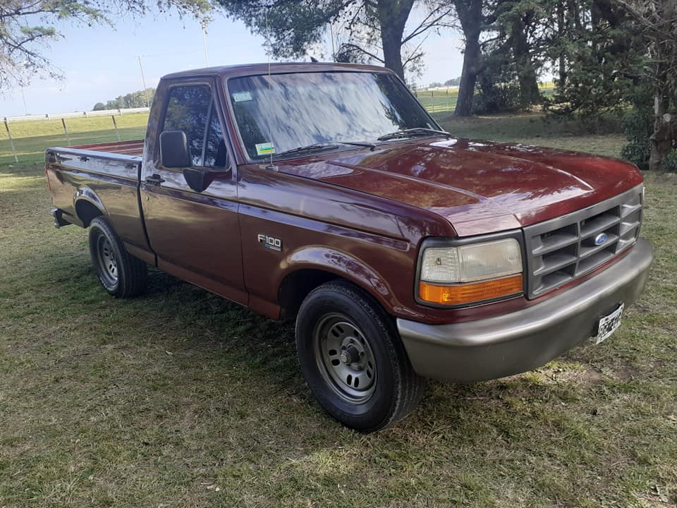 FORD F100 1998