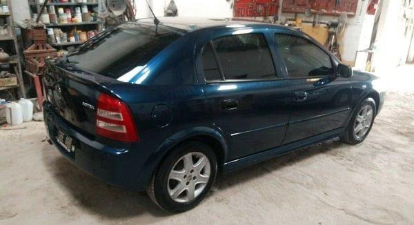 Chevrolet Astra 2007