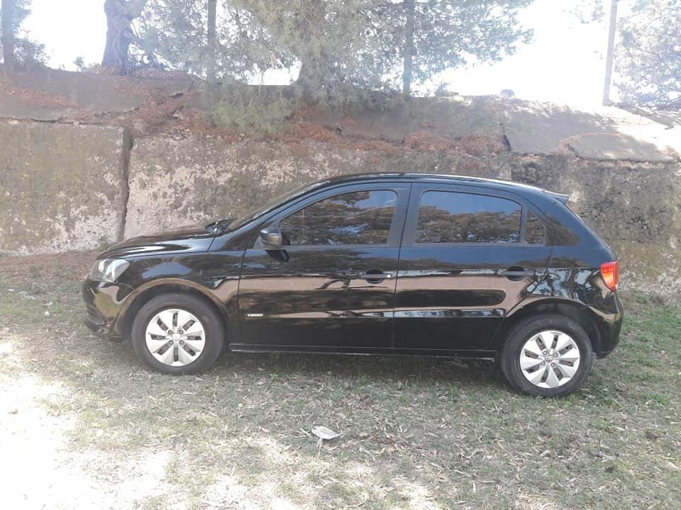 VW Gol Trend 2014