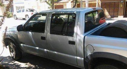 CHEVROLET S10 2008