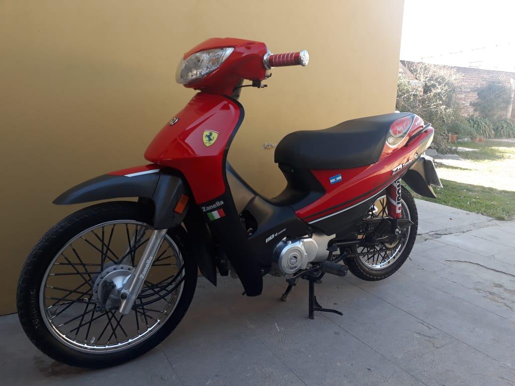 VENDO ZANELLA ZB 110cc