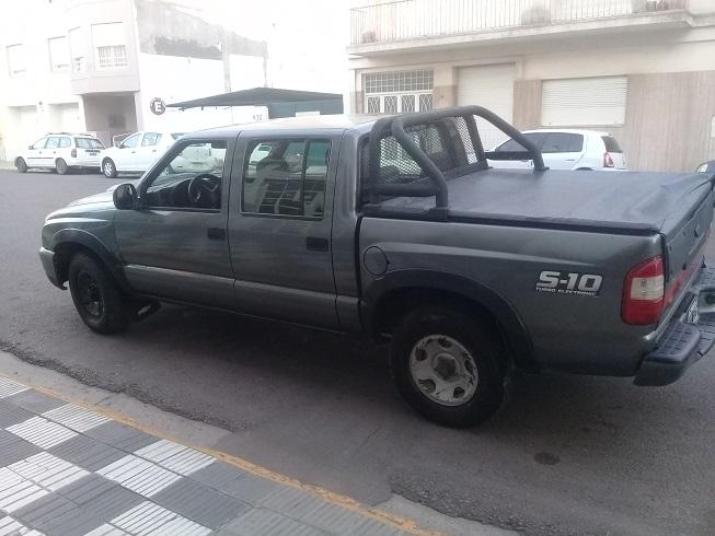 CHEVROLET S10 4X2 2012