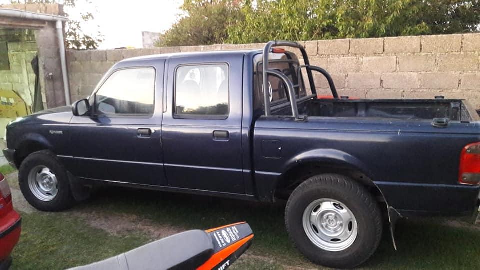 Ford Ranger modelo 2003