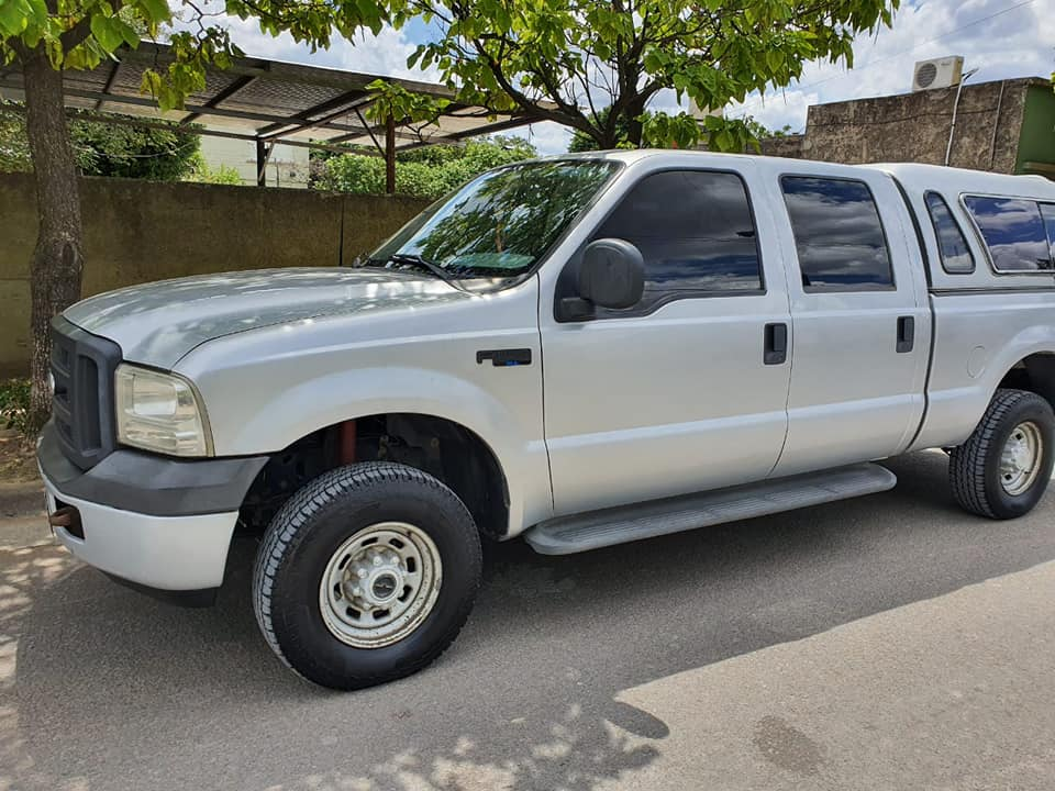 FORD F100 4x4 2007