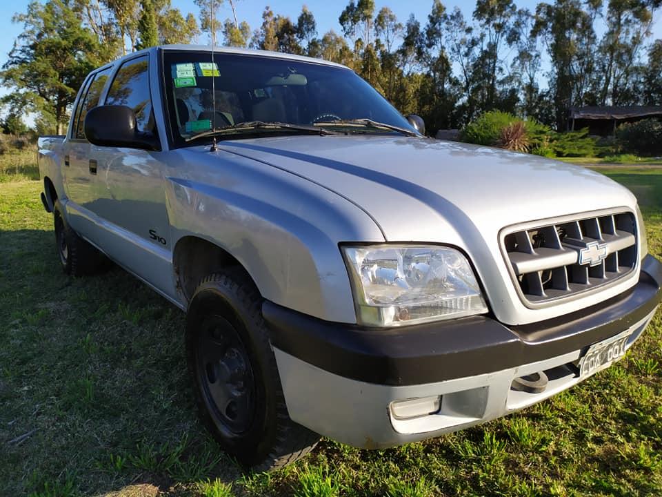 CHEVROLET S10 2004