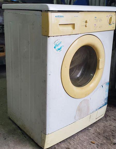 Lavarropa automático