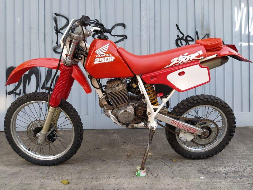 HONDA XR 250R 1989