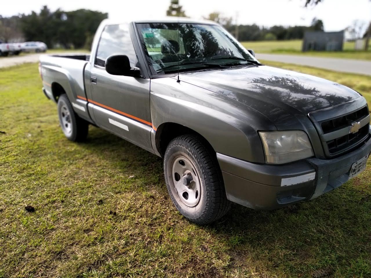 Chevrolet S-10 2009 4x2