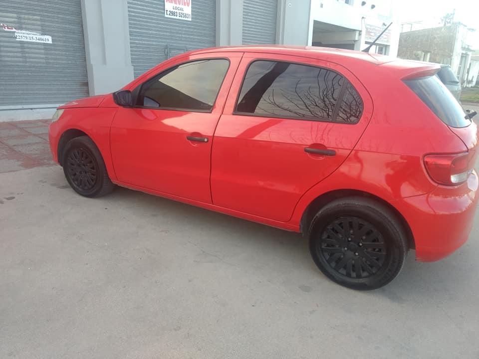 VW Gol Trend 2011
