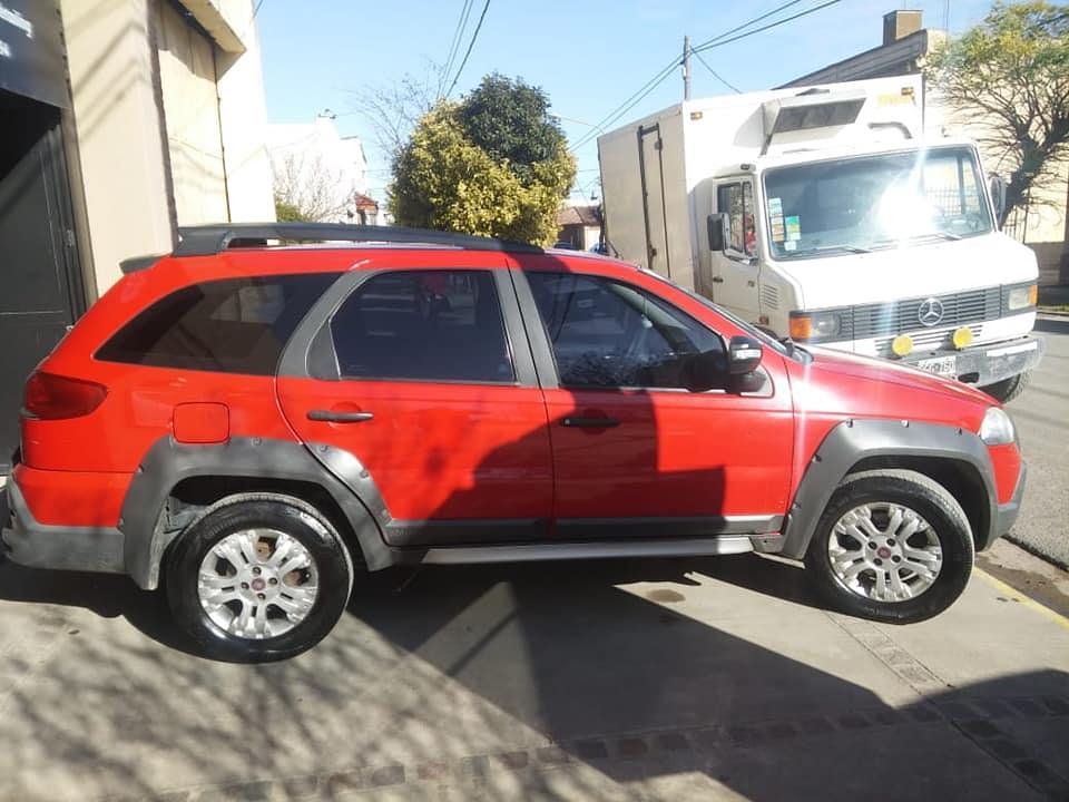Fiat Adventure 2012