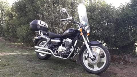 Motocicleta Mondial HD 250cc